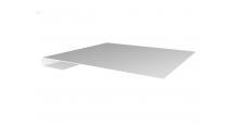 Металлические доборные элементы для фасада в Липецке Планка завершающая простая 65мм