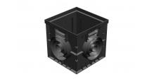 Дренажные системы Gidrolica в Липецке Точечный дренаж. Дождеприемник пластиковый 300*300