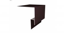 Металлические доборные элементы для фасада в Липецке Доборные элементы Блок-хаус new