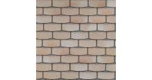 Фасадная плитка HAUBERK в Липецке Камень Травертин