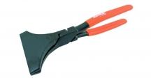 Кровельные клещи и инструмент для обжатия металла в Липецке Клещи прямые